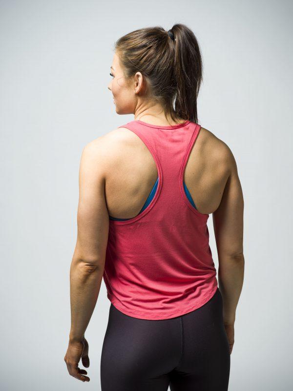 Strongwoman träningskläder linne dam