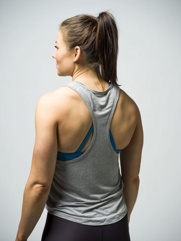 träningskläder crossfit linne dam